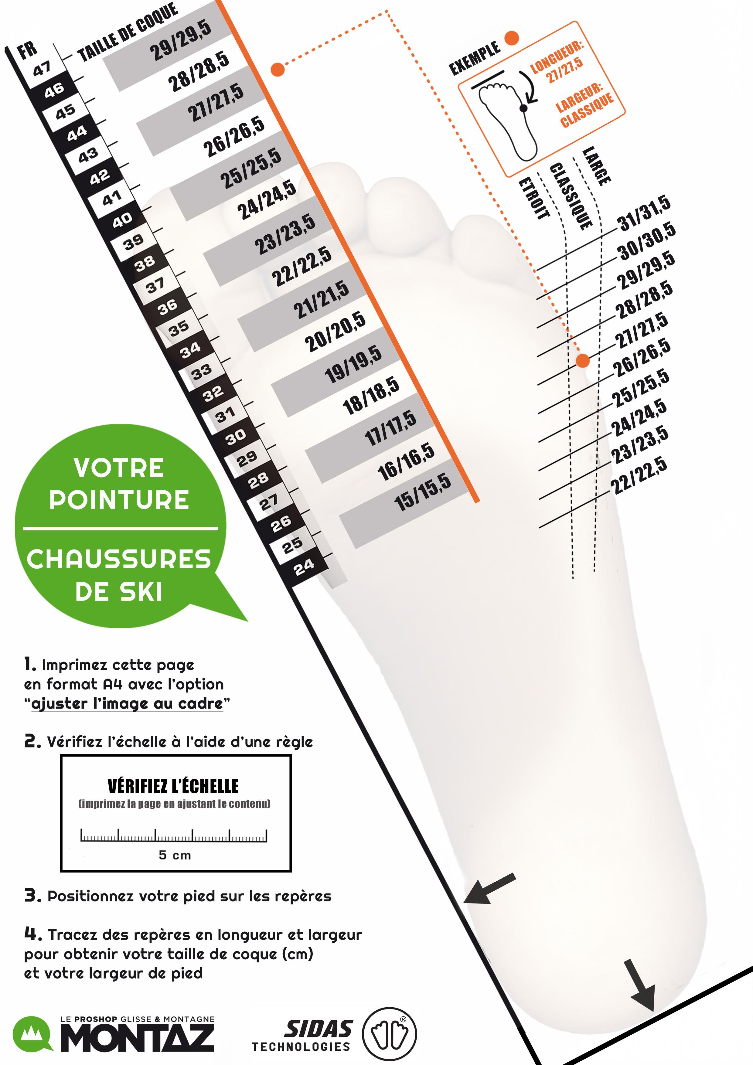348864d0cb15a Achat de chaussure de ski au meilleur prix en ligne sur Montaz.com